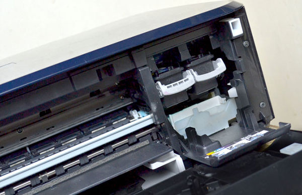 How to replace printer ink cartridge