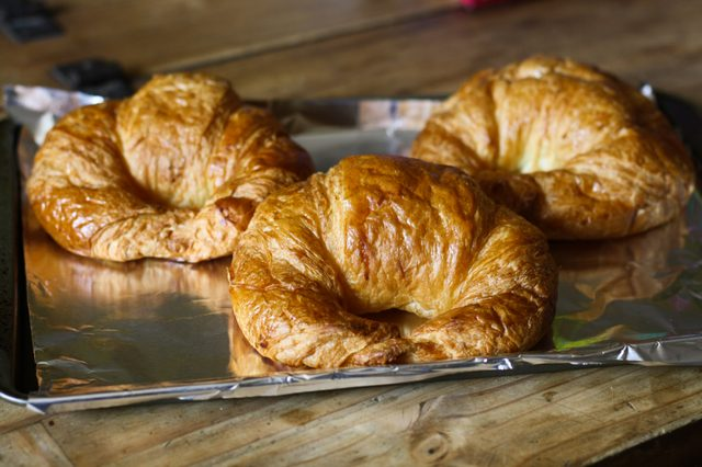 How to Freeze Croissants