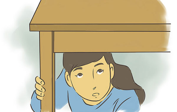 How to prepare for an Earthquake or disaster