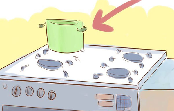How to prevent accidents in the Kitchen