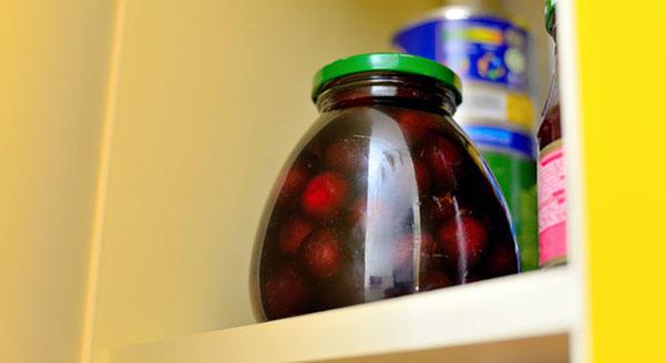 How to make Brandied Sweet Cherries
