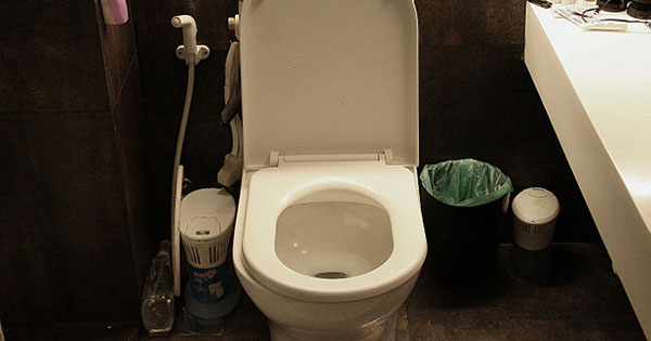How to convert any toilet to a low flush toilet