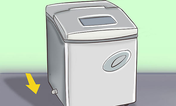How to fix a leaking ice maker
