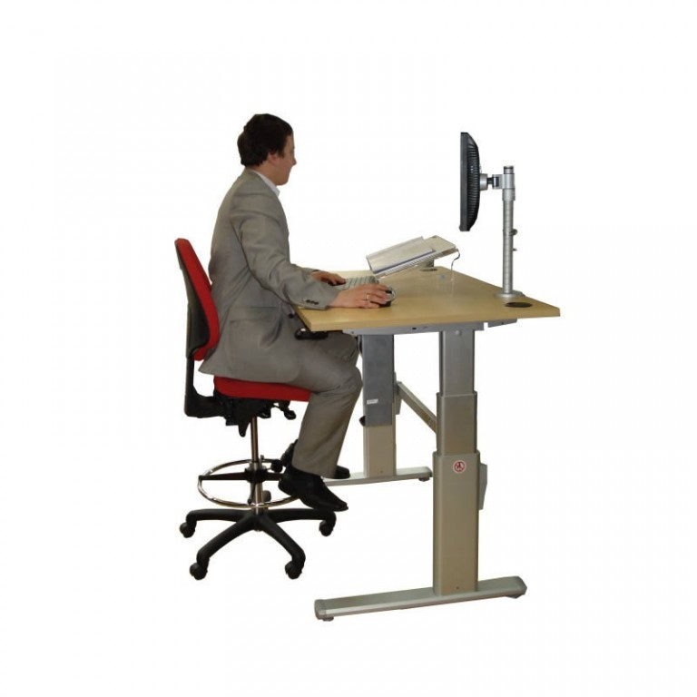 Have You Thought About a Sit-Stand Desk for Your Home Study, Inventive Shed or Man Cave?