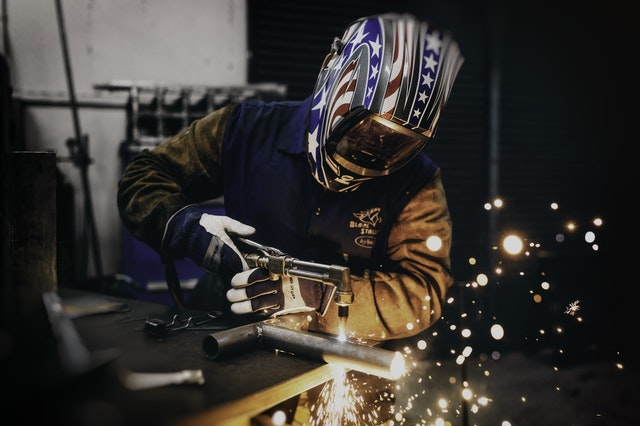 welding hobby metal work