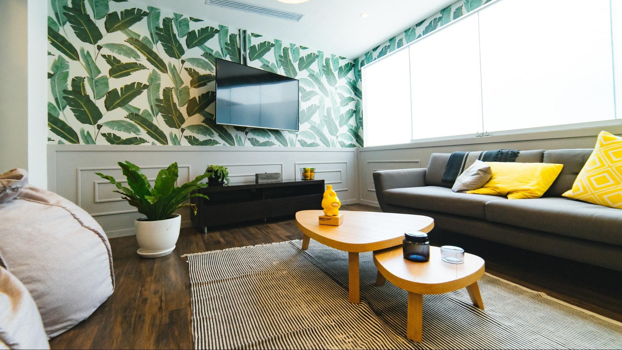 bespoke designed room