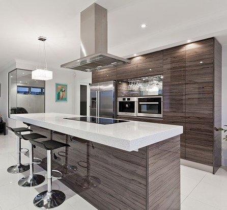 cooker hood kitchen