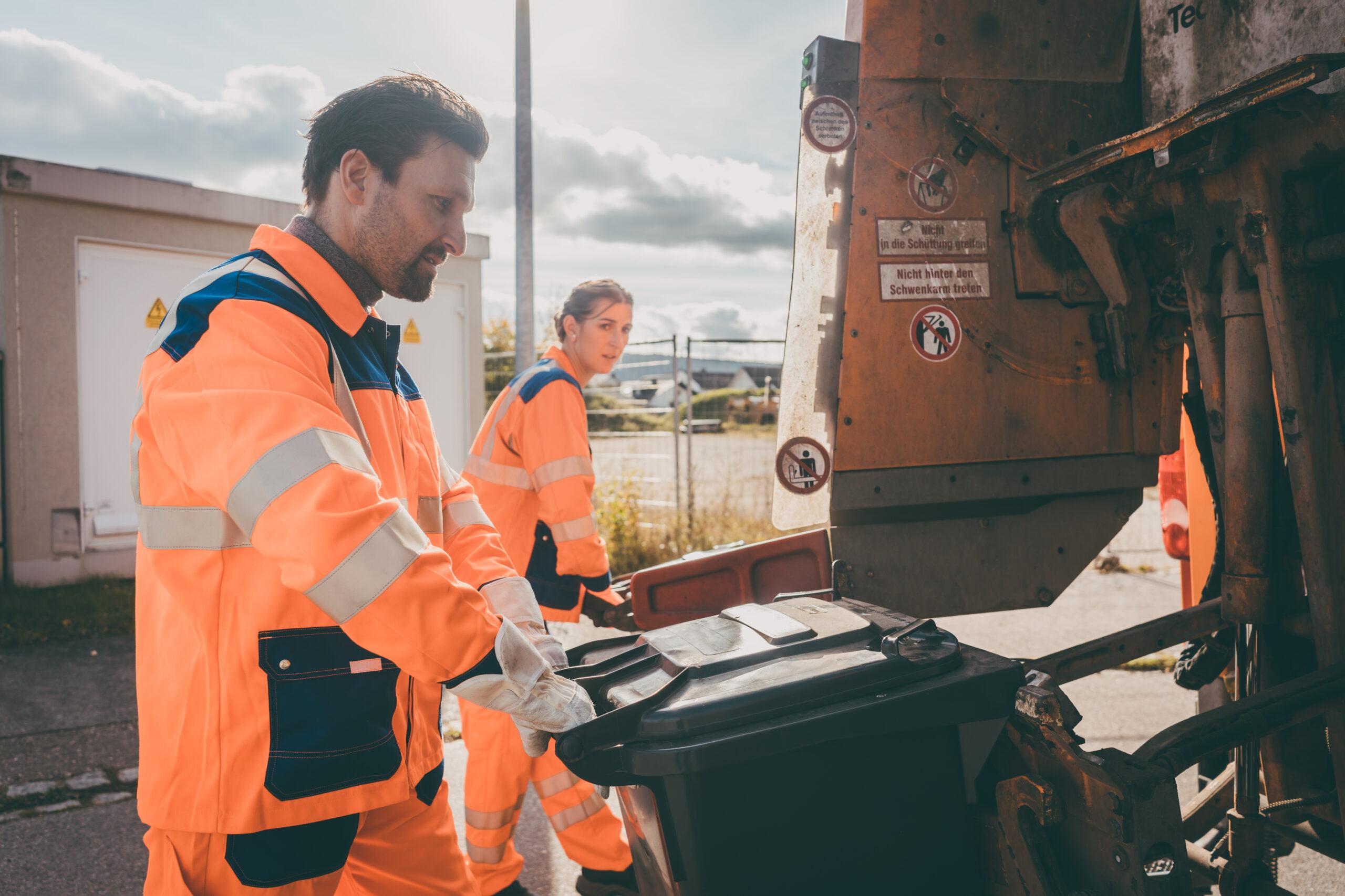 bin rubbish removal