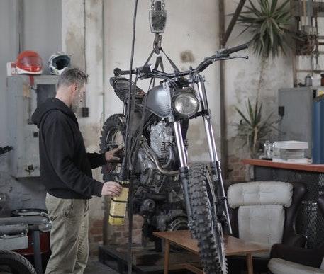 tyre motorcycle maintenance